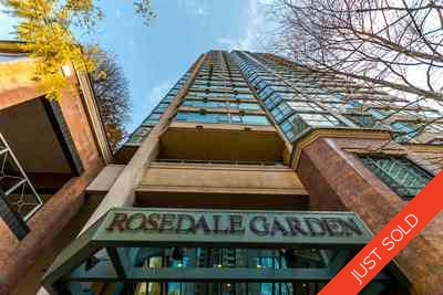 Downtown VW Condo for sale:  2 bedroom 968 sq.ft. (Listed 2017-11-28)
