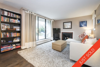 1 Bedroom Condo for Sale in Kitsilano at The Westerly | 101-1875 W8th Avenue