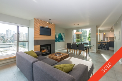 2 Bedroom Condo for sale at the Casa Rosa in Vancouver's West End | 801-1818 Robson Street