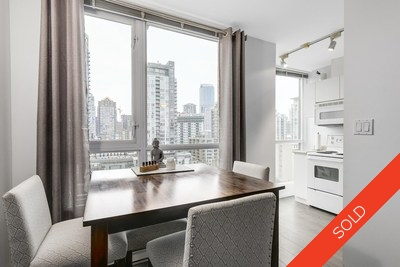 1 Bedroom Condo for sale at Park Plaza, Yaletown | 1110-1080 Richards Street