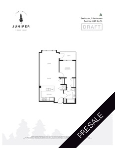 Lynn Valley Condo for sale: Juniper 1 bedroom 700 sq.ft. (Listed 2017-04-15)