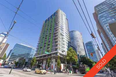 Downtown VW Condo for sale:  1 bedroom 507 sq.ft. (Listed 2017-08-17)