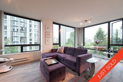 1 Bedroom Condo for sale at Milano - West End | 607-1003 Burnaby Street