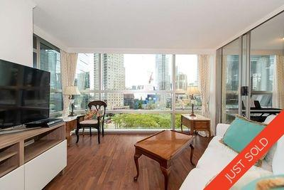 Downtown VW Apartment/Condo for sale: Wall Centre 1 bedroom 703 sq.ft. (Listed 2020-07-09)