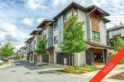 Langley Townhouse for sale:  3 bedroom 1,387 sq.ft. (Listed 2020-09-10)