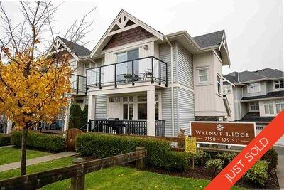 Cloverdale BC Townhouse for sale:  3 bedroom 1,945 sq.ft. (Listed 2020-11-24)