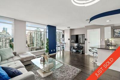 Yaletown Apartment/Condo for sale: Waterworks 1 bedroom 725 sq.ft. (Listed 2020-11-24)