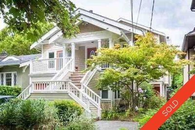 Vancouver West Townhouse for sale:  2 bedroom 1,240 sq.ft. (Listed 2020-11-30)